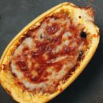 Low FODMAP Spaghetti Squash Lasagna
