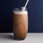 Low FODMAP Mocha Macchiato