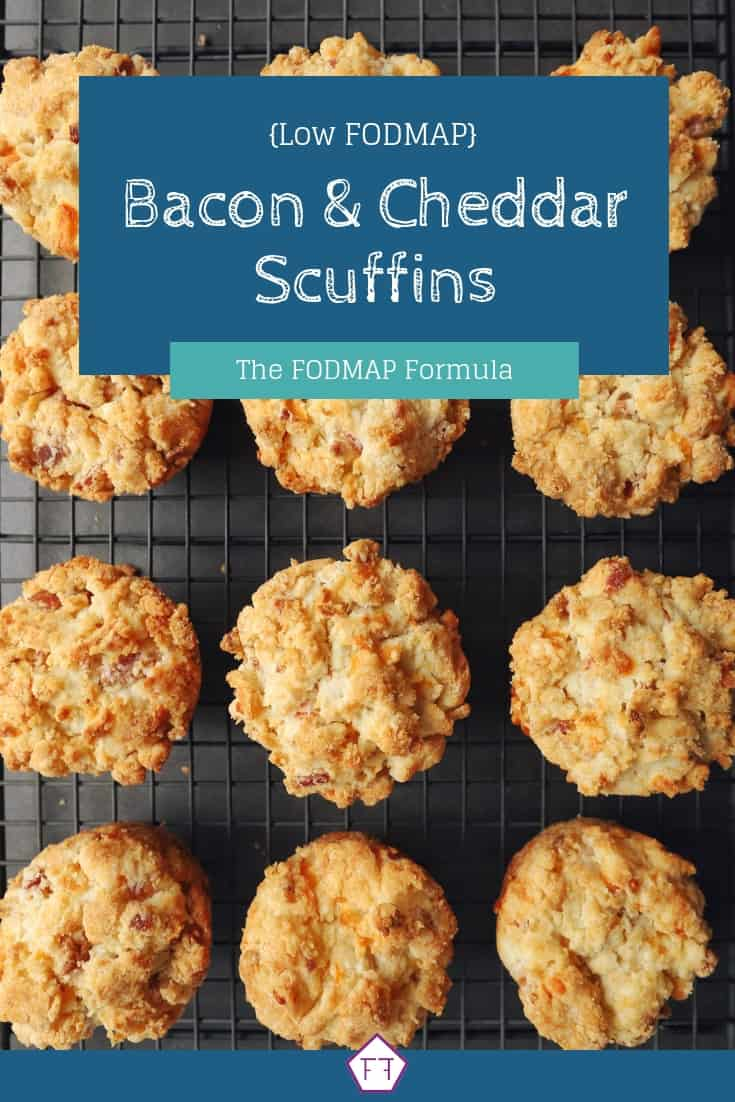 Low FODMAP Bacon and Cheddar Scuffins - Pinterest (2)