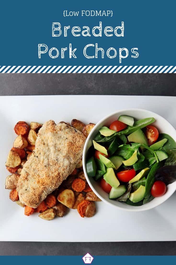 Low FODMAP Breaded Pork Chops - Pinterest (3)