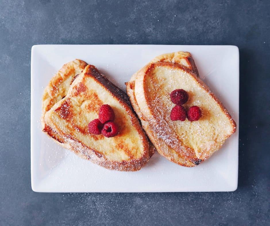 Low FODMAP French Toast - 940 x 788