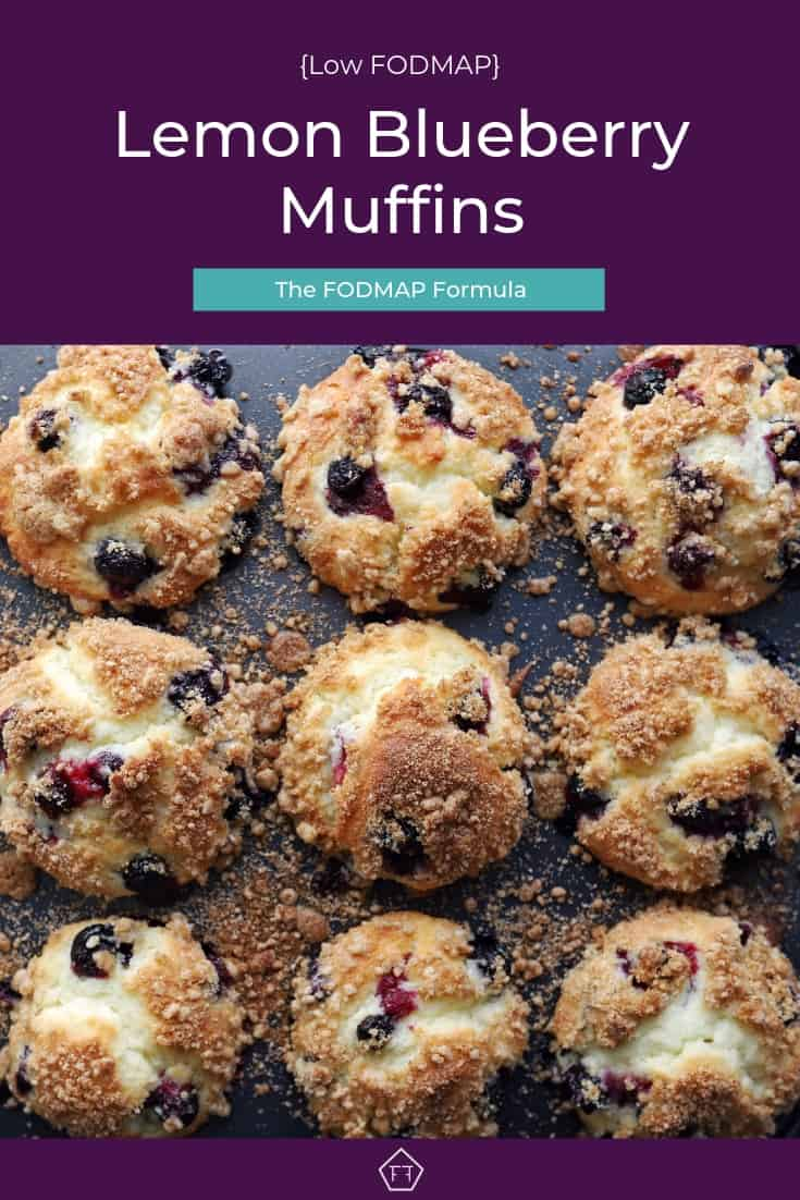 low FOMDAP lemon blueberry muffins - Pinterest 1