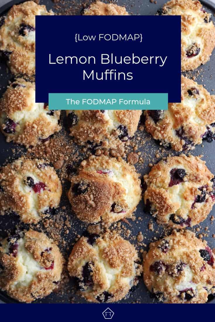 low FOMDAP lemon blueberry muffins - Pinterest 3
