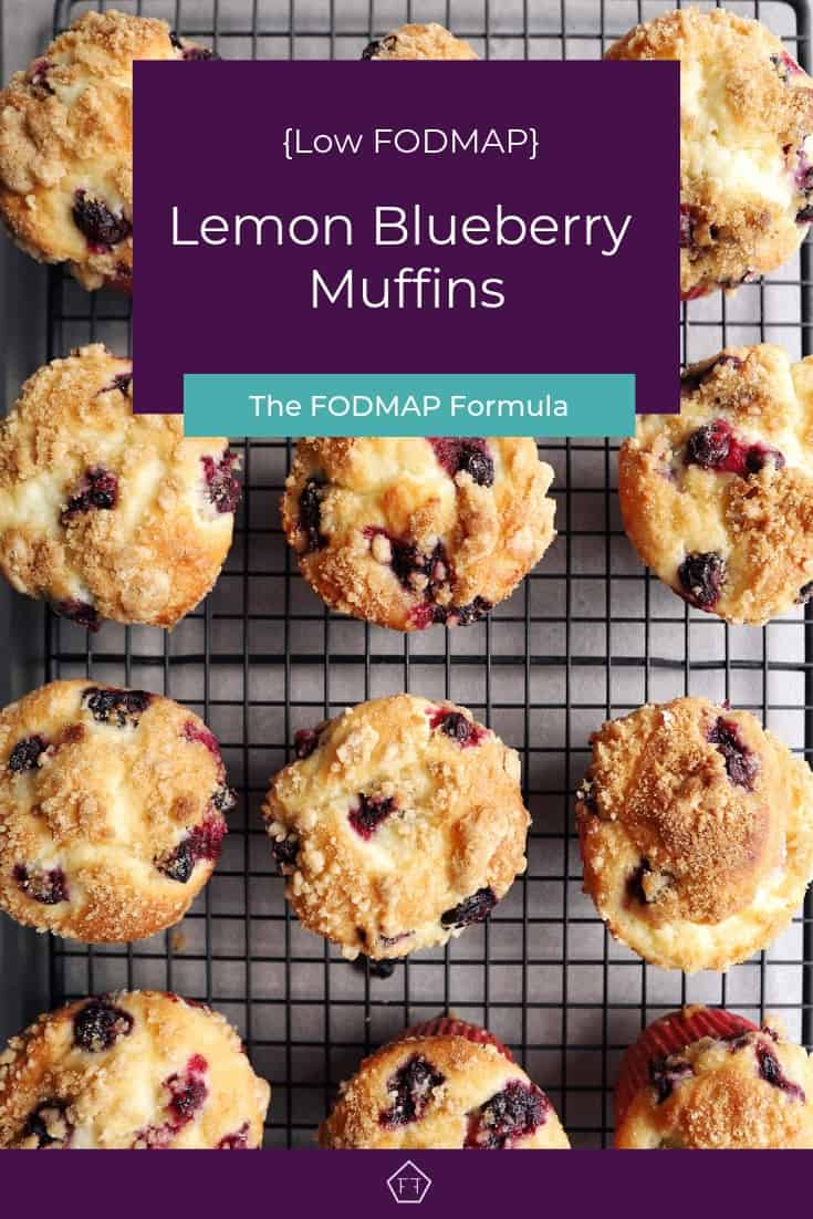 low FOMDAP lemon blueberry muffins - Pinterest 5