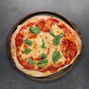 Low FODMAP Margherita Pizza - 800 x 800