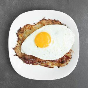 Low FODMAP Potato Toasties