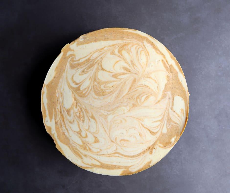 Low FODMAP Pumpkin Chesecake