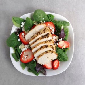 Low FODMAP Seasoned Chicken Breast - 800 x 800