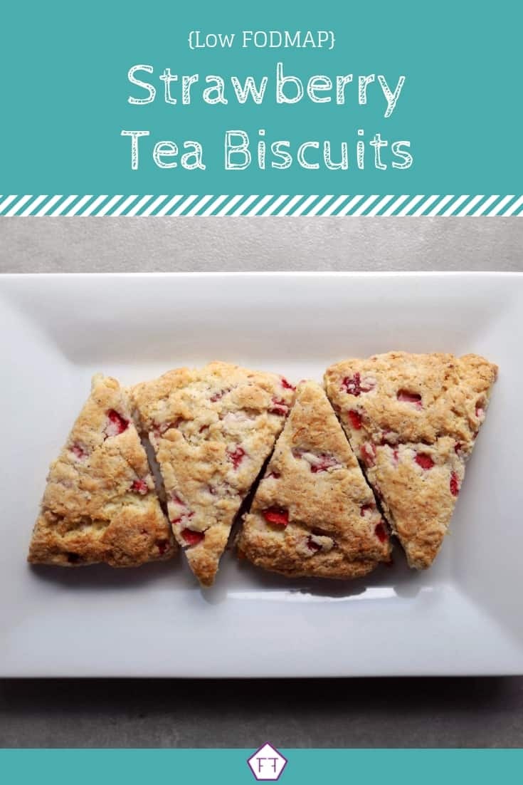 Low FODMAP Strawberry Tea Biscuits - Pinterest (1)