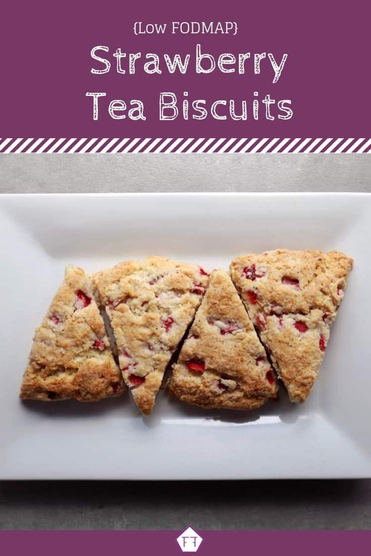 Low FODMAP Strawberry Tea Biscuits - Pinterest (2)