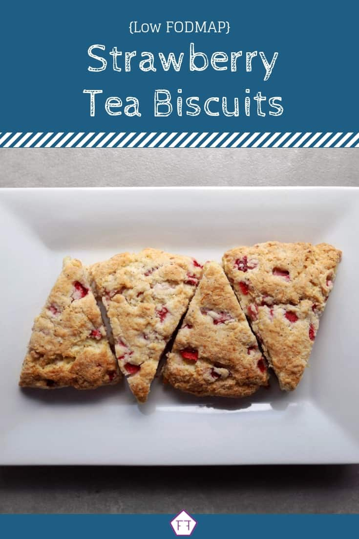 Low FODMAP Strawberry Tea Biscuits - Pinterest (3)