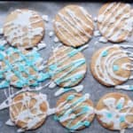 Low FODMAP Sugar Cookies - 800 x 800