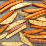 Low FODMAP Sweet Potato Fries - 800 x 800
