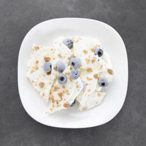 Low FODMAP Yogurt Bark