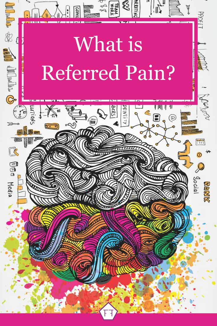 What is referred pain? Check out this handy article to find out what referred pain is and how it happens.